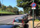 Corso Appio Claudio - Divieto di sosta 02