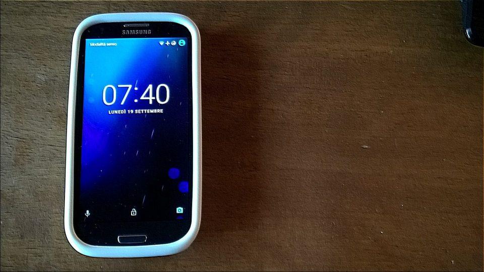 Galaxy S3 i9300 Cyanogenmod 13 Android 6.0.x Marshmallow