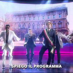 Crozza-Berlusconi in 'Silvio Re di Milan' mi piacque su YouTube