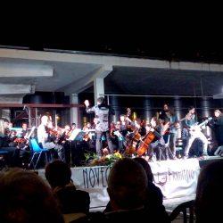 Giovane Orchestra Jonica - The Final Countdown solo - Manduria 16 luglio 2016