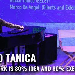 """""""Great work is 80% idea and 80% execution"""" con Rocco Tanica – IF! Italians Festival 2016 mi piacque su YouTube"""