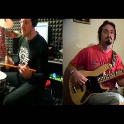 I Micronauti - Daitarn III DRUMS & BASS COVER HD mi piacque su YouTube