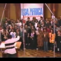 """The Making of """"We Are the World"""" - USA for Africa - 1985 mi piacque su YouTube"""