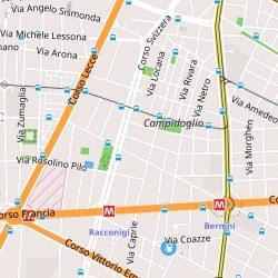 Nuove strisce blu in arrivo nelle Circoscrizioni 3 e 4 a Torino