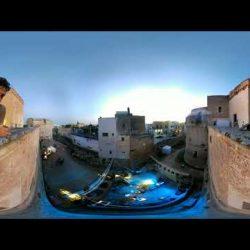 Finn Andrews soundcheck live 360° at Corigliano d'Otranto - VIDEO