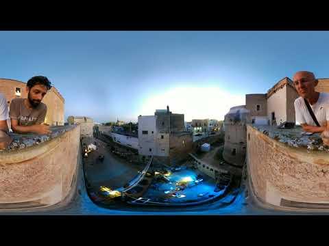Finn Andrews soundcheck live 360° at Corigliano d'Otranto – VIDEO