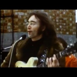 The Beatles - Apple Rooftop Concert (1969) Full Video (YouTube)